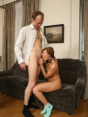 A sizzling hot student lets her teacher's hard cock deep inside her tight pink pussy.